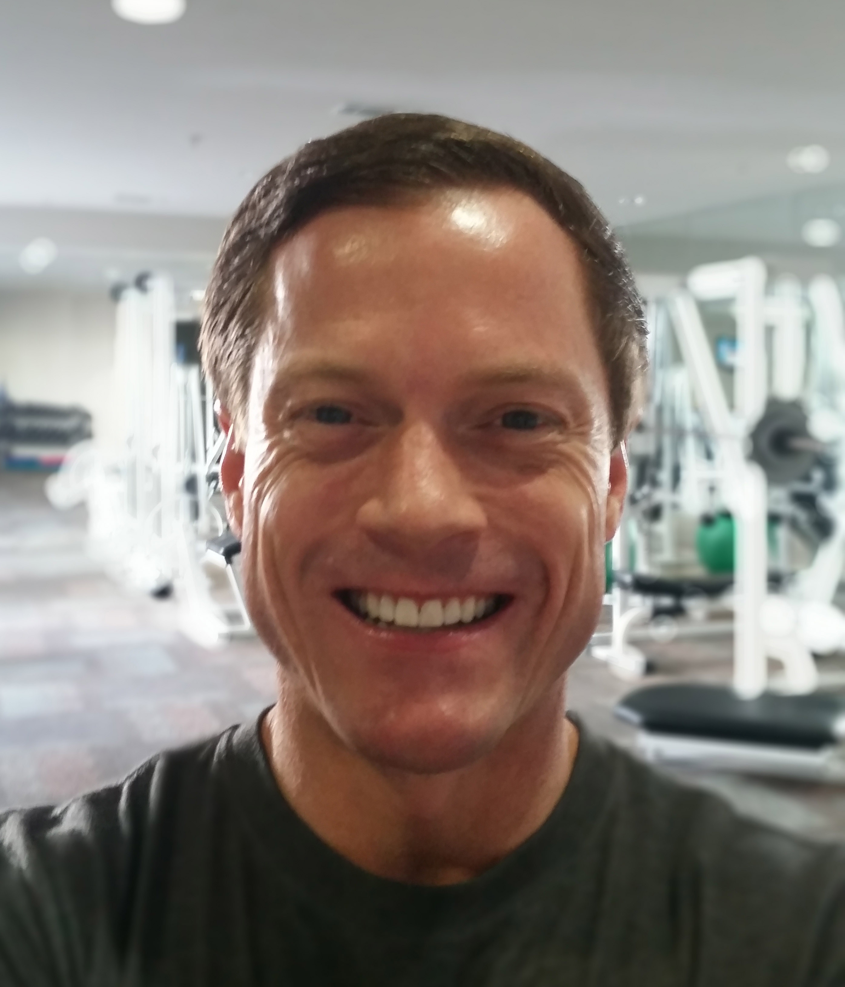 Michael Hall- Owner, ACE-Certified Personal Trainer, Dallas, Texas